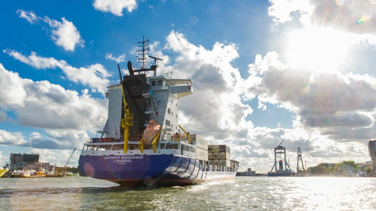 Samskip has launched My Samskip - a one-stop-shop for customers to book volumes on vessels