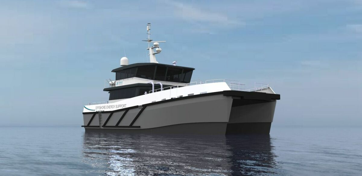 Crew transfer vessel outfit adds to deal for new design