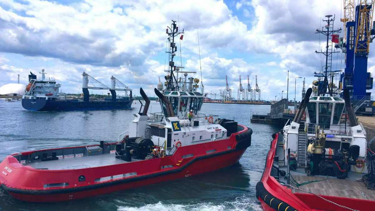 Tug Smit Elbe joined the Kotug Smit fleet in Liverpool in July 2019