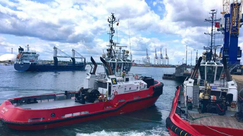 Kotug Smit bolsters UK towage fleet