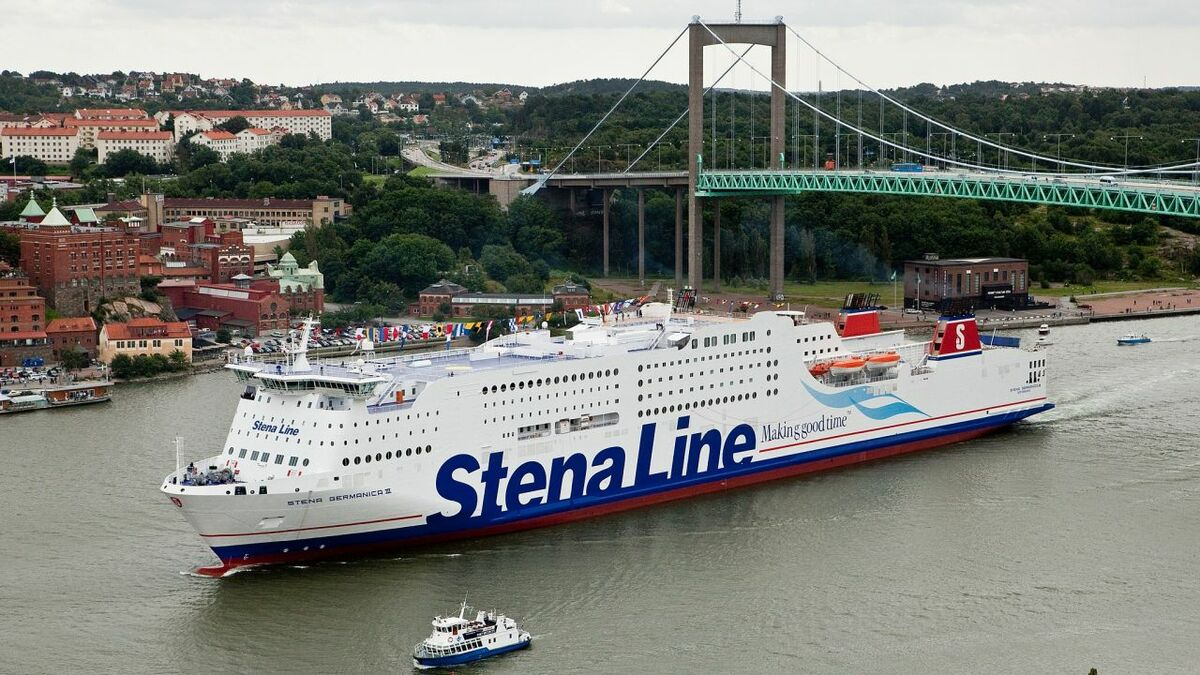 Wartsila's LPG research was bolstered by its work on the methanol-fuelled Stena Germanica
