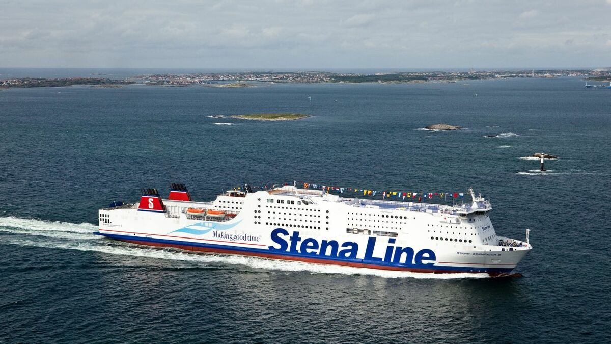 Stena Line will implement AI across its ferry operations as part of a digital strategy