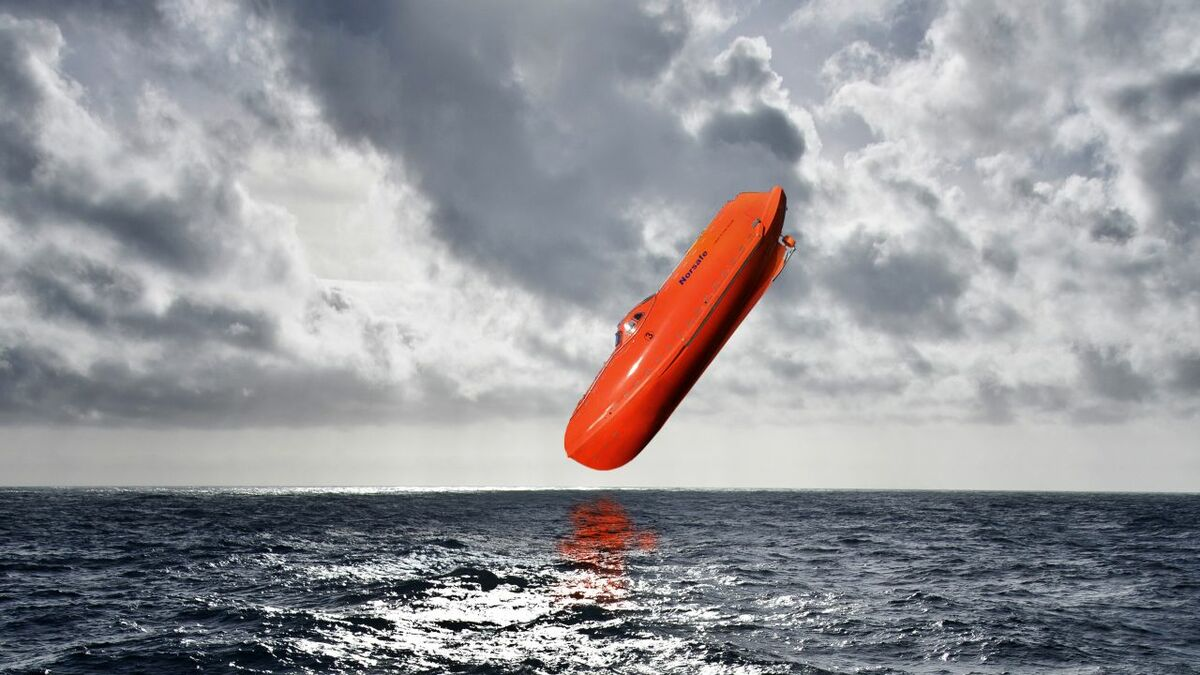 Making lifeboats safer