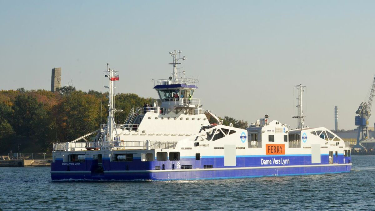 Ferry orderbook: a 'changing nucleus'