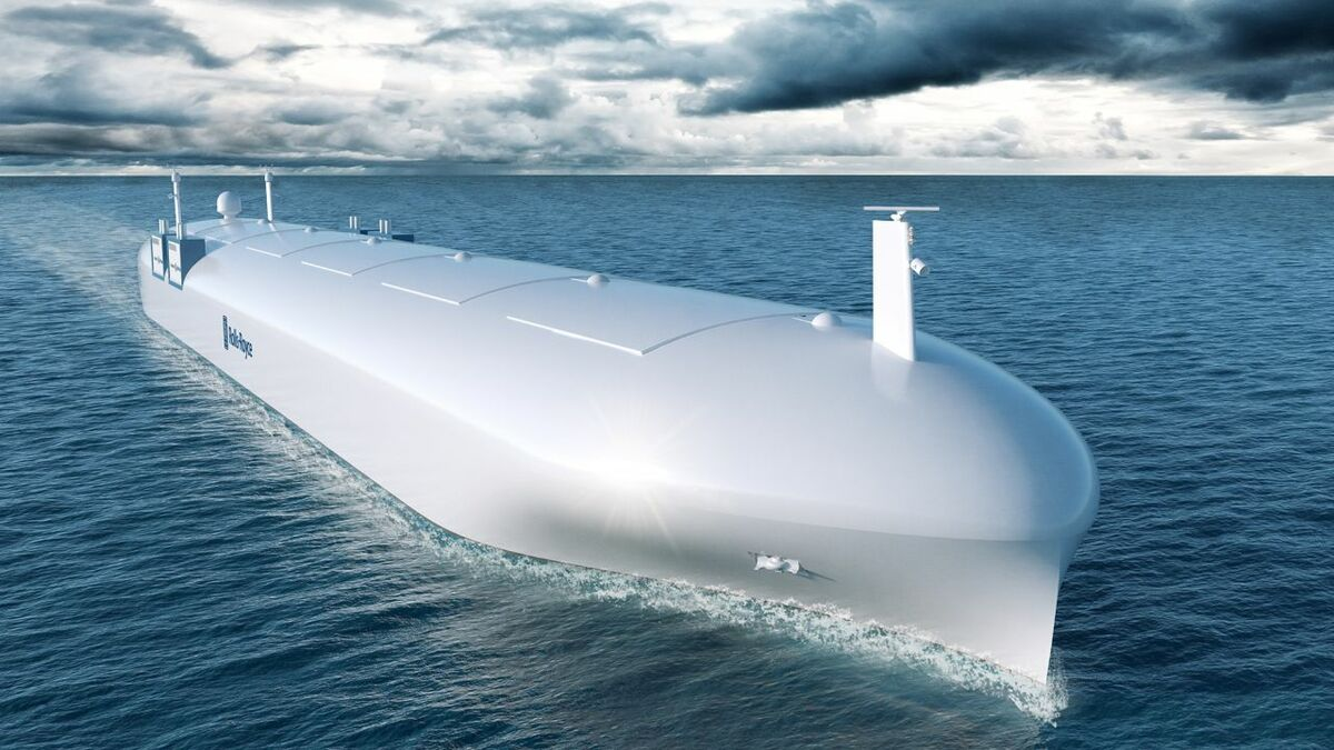 Amendments to IMO rules and instruments will enable autonomous ship operation (source: Kongsberg)