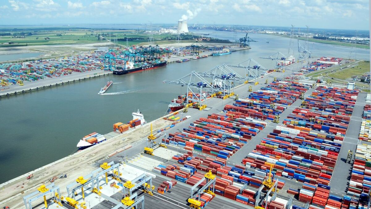 Antwerp Port saw a year-on-year 6.2% increase to reach 11.1M TEU in 2018