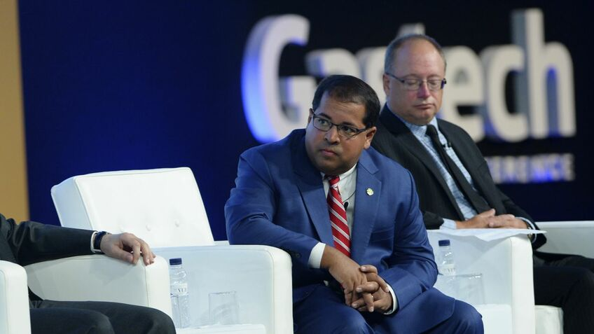 US FERC chairman Neil Chatterjee will be welcoming delegates to Gastech 2019