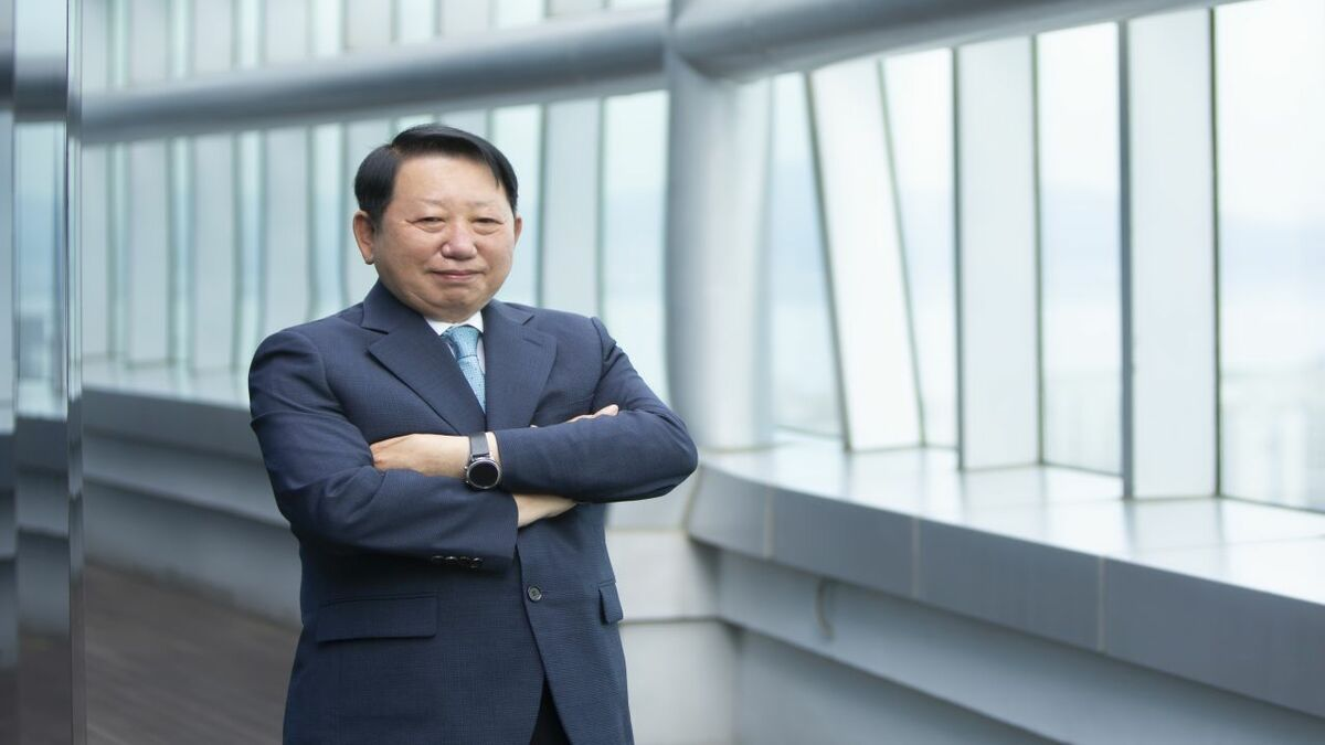 Korean Register (KR) chairman and chief executive Lee Jeong-kie