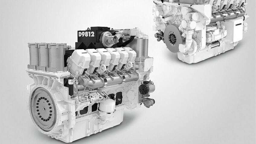 Liebherr used virtual validation to develop more robust and durable cylinder heads