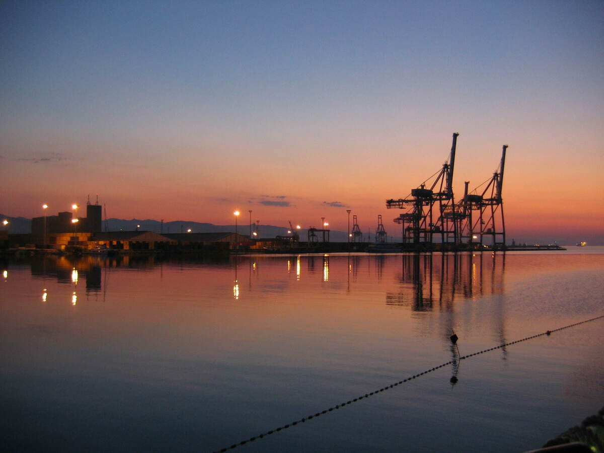 The privatisation of Limassol port is seen as a success and plans are in place to privatise Larnaca