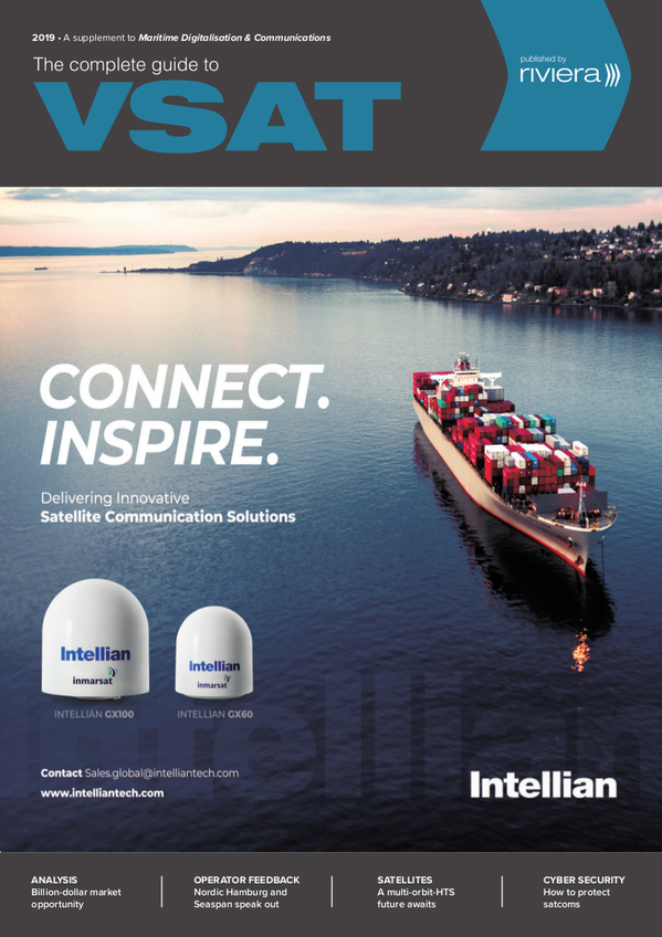 The Complete Guide to VSAT 2019