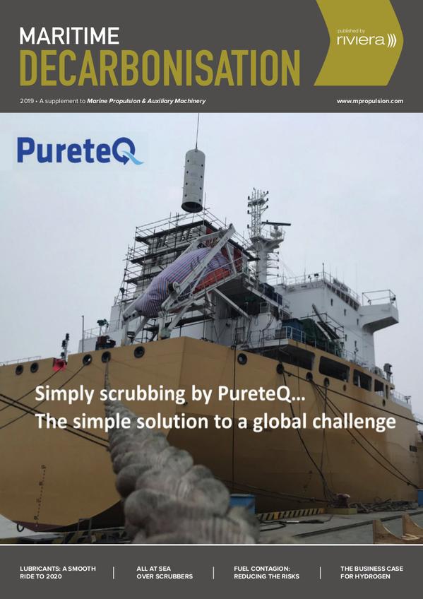 Maritime Decarbonisation 2019