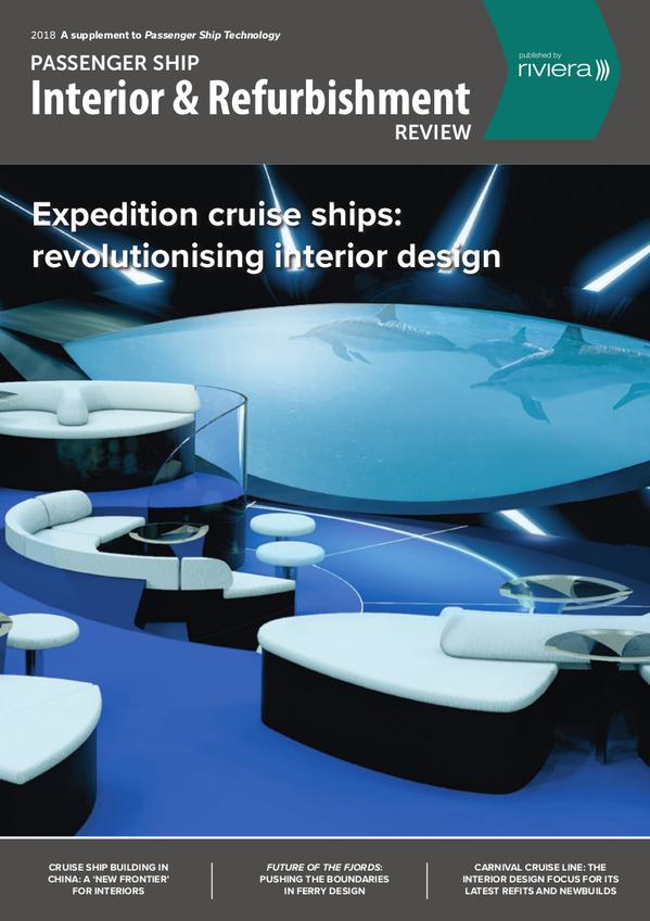 Passenger Ship Interior & Refurbishment Review 2018