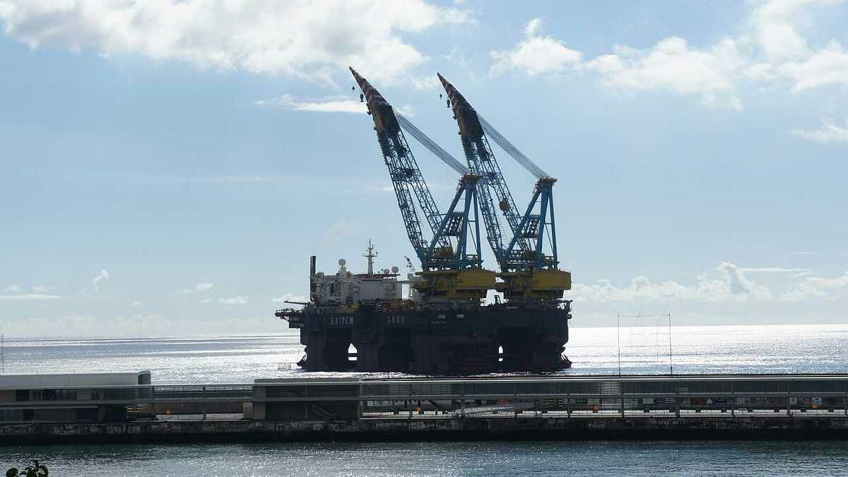 Saipem 7000 will be the first vessel in the fleet to have a 3D twin made (credit: Harald Lordick)