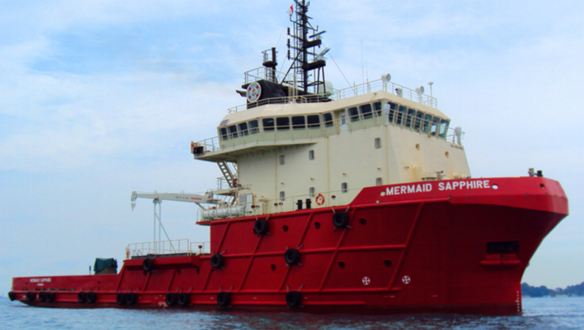 Thai OSV owner secures subsea contracts