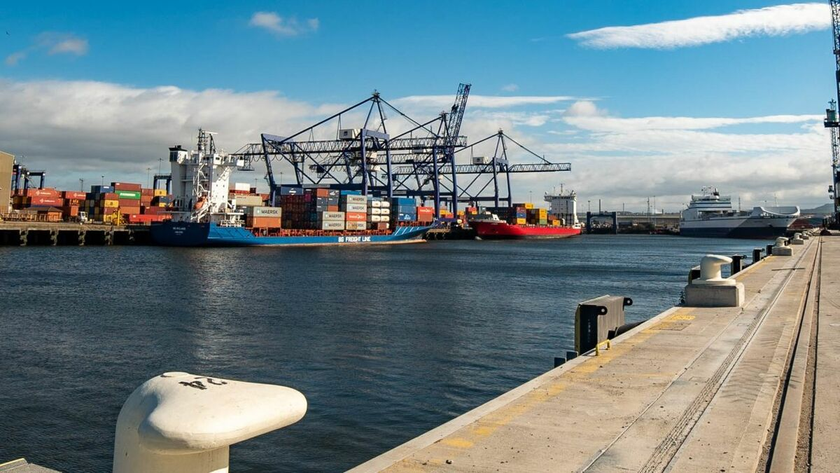 PD Ports has grown its short sea volumes within the Baltic and northern Europe