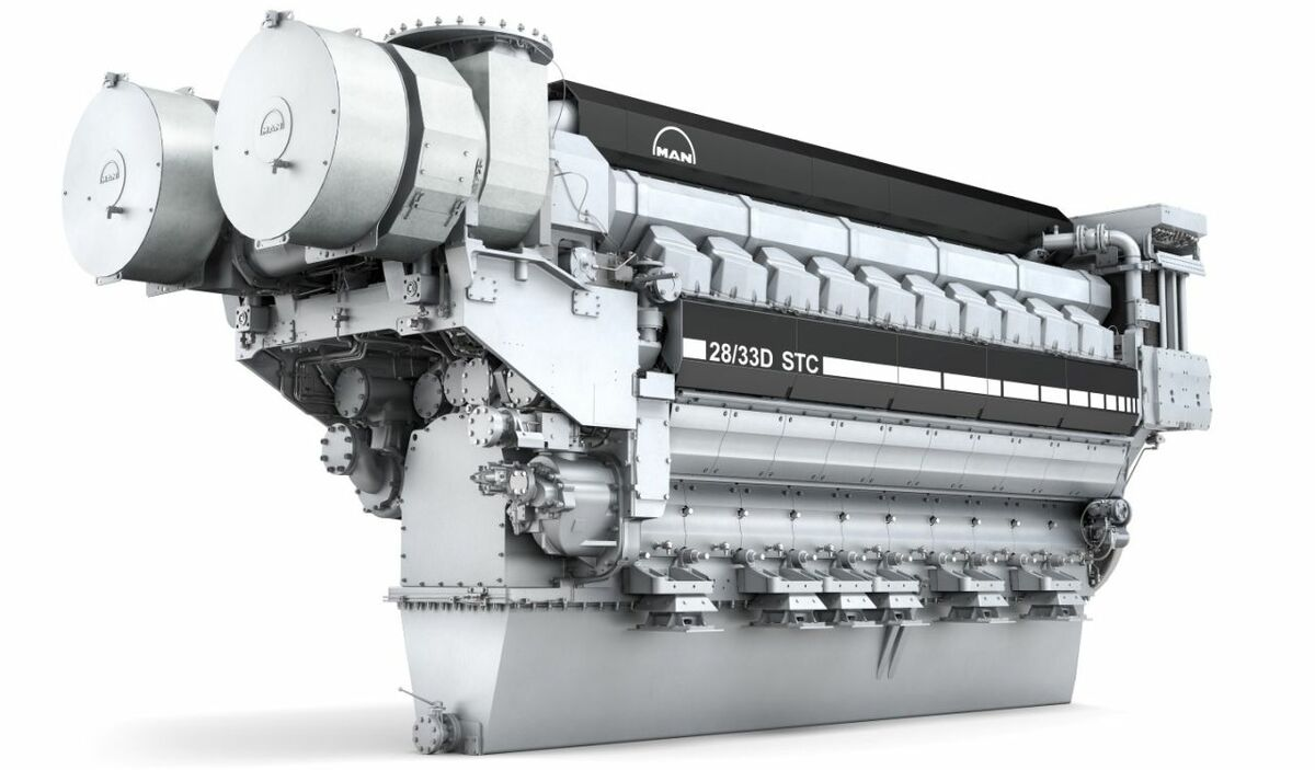 Shipyards order engines for Trinidad and Tobago seabridge fast ferries