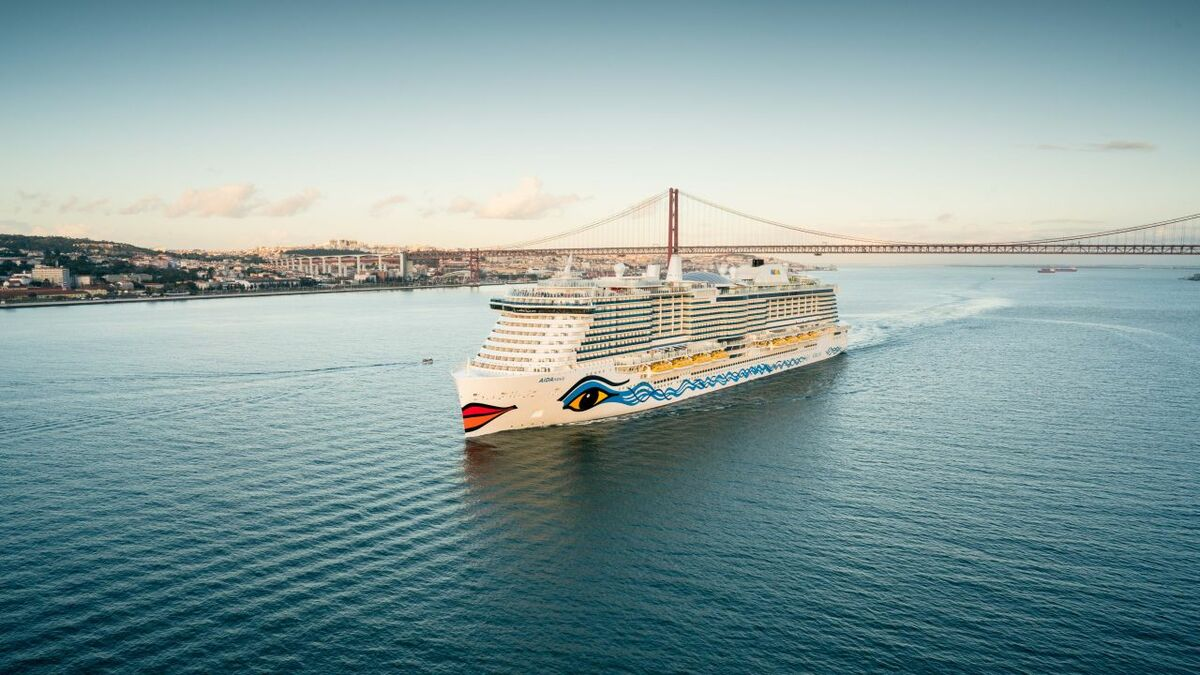 AIDA Cruises is launching Corvus battery technology on a cruise ship