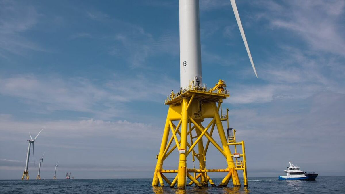 Offshore windfarm growth could offer a lifeline to the OSV market