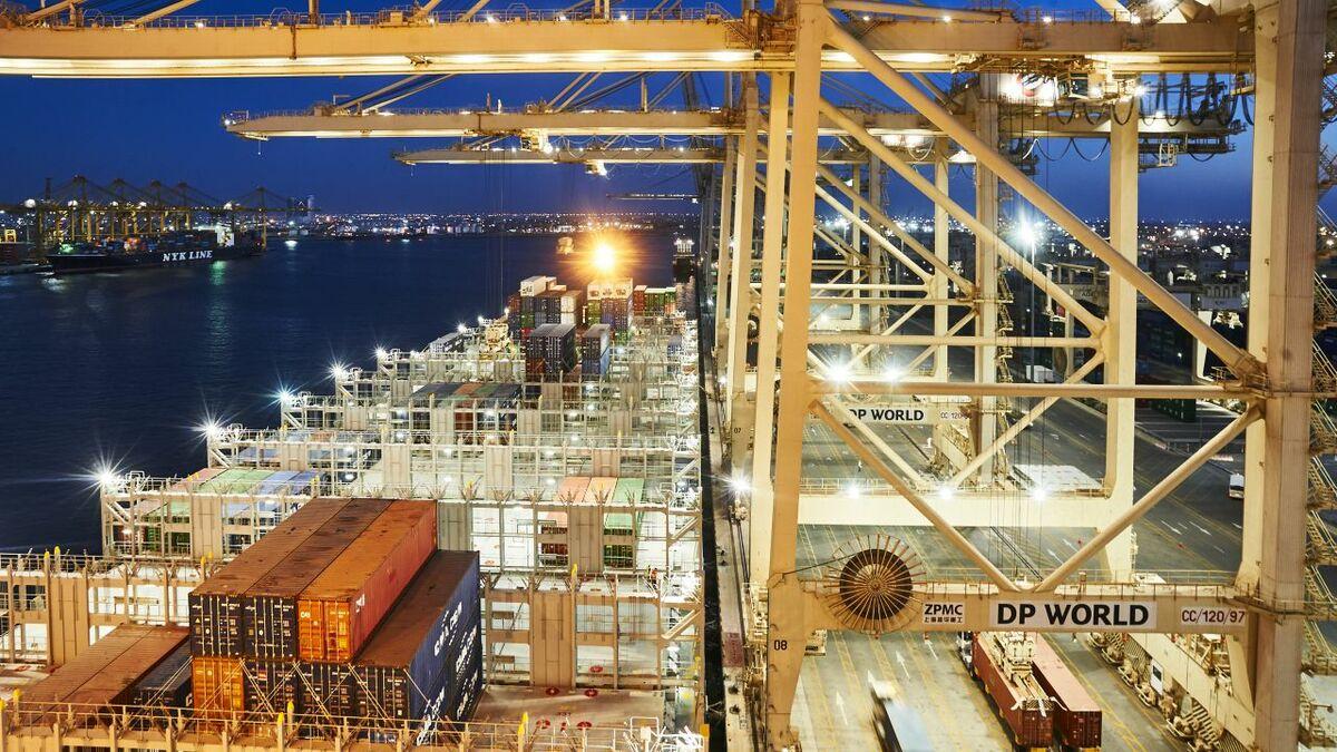 DP World announced strong financial results despite an uncertain trade environment