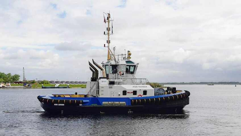 Tugs purchased to enhance tanker bunkering in Ecuador