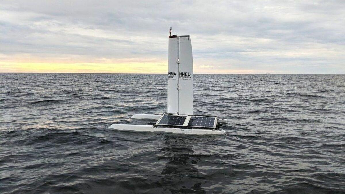 Equinor and AMS launch autonomous platform for offshore wind surveys