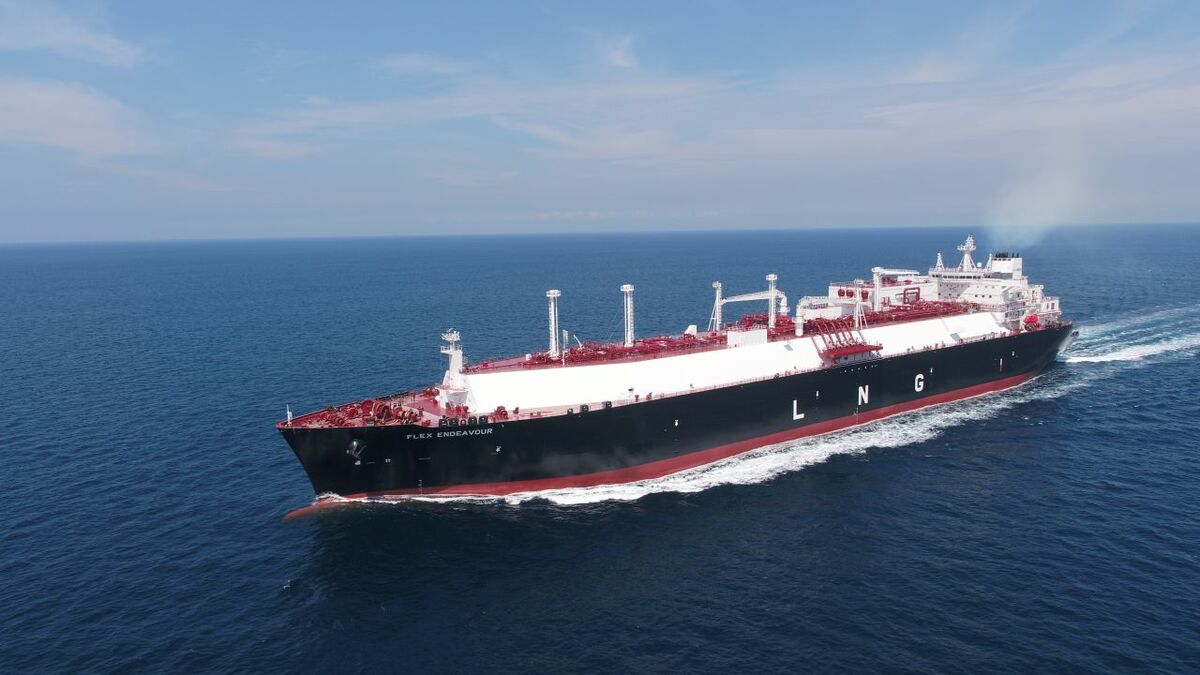 40 LNG newbuildings in 2019, but market can cope, says Flex LNG