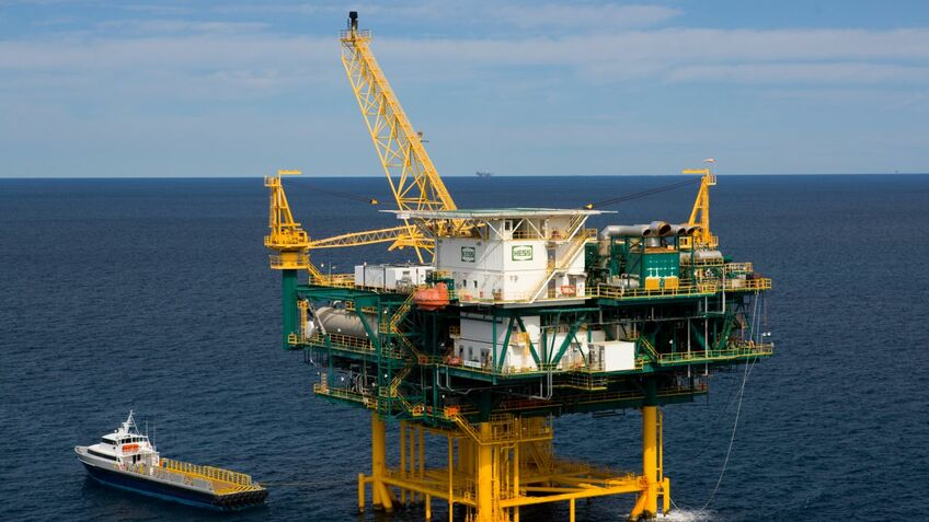 Hess has been busy in the deepwater Gulf of Mexico since its discovery of oil at the Baldplate field