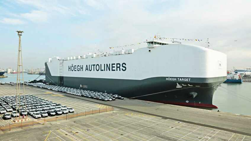Remote IT management ordered for 38 car carriers