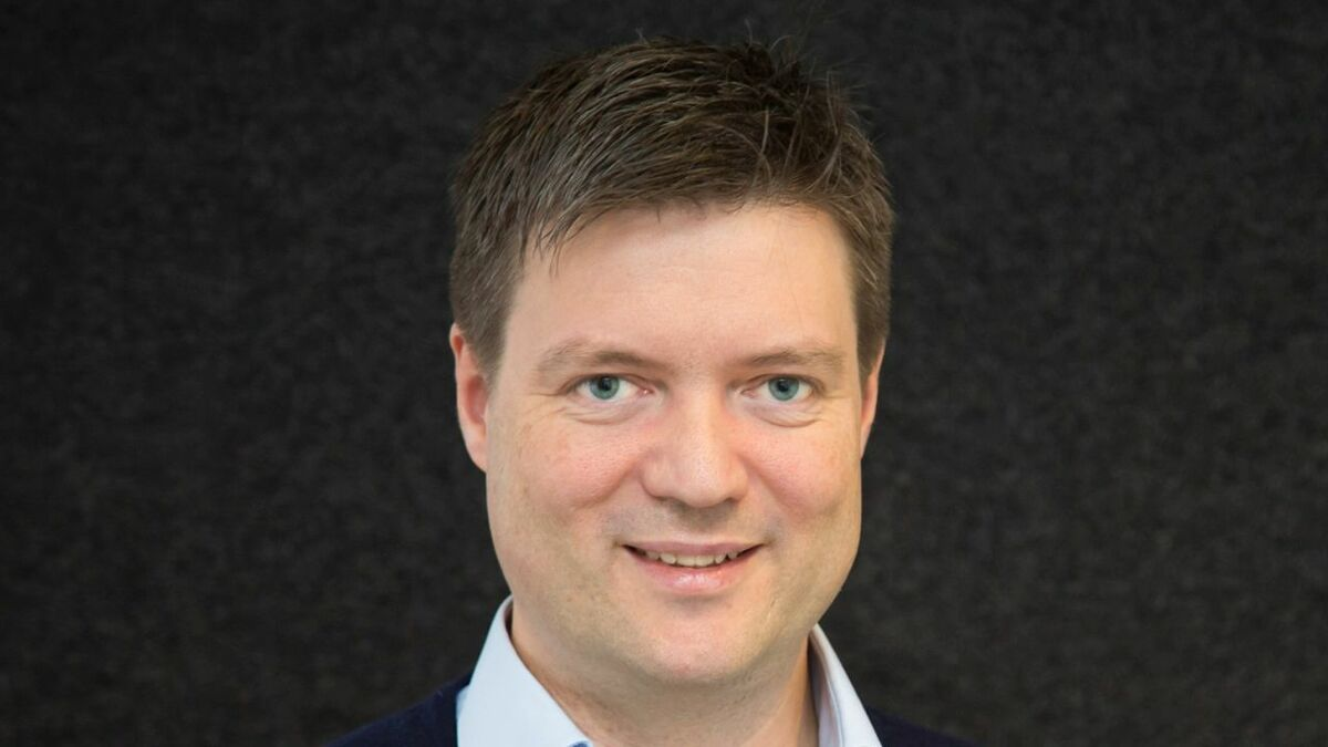 Norwegian Greentech managing director Håvard Gjelseth