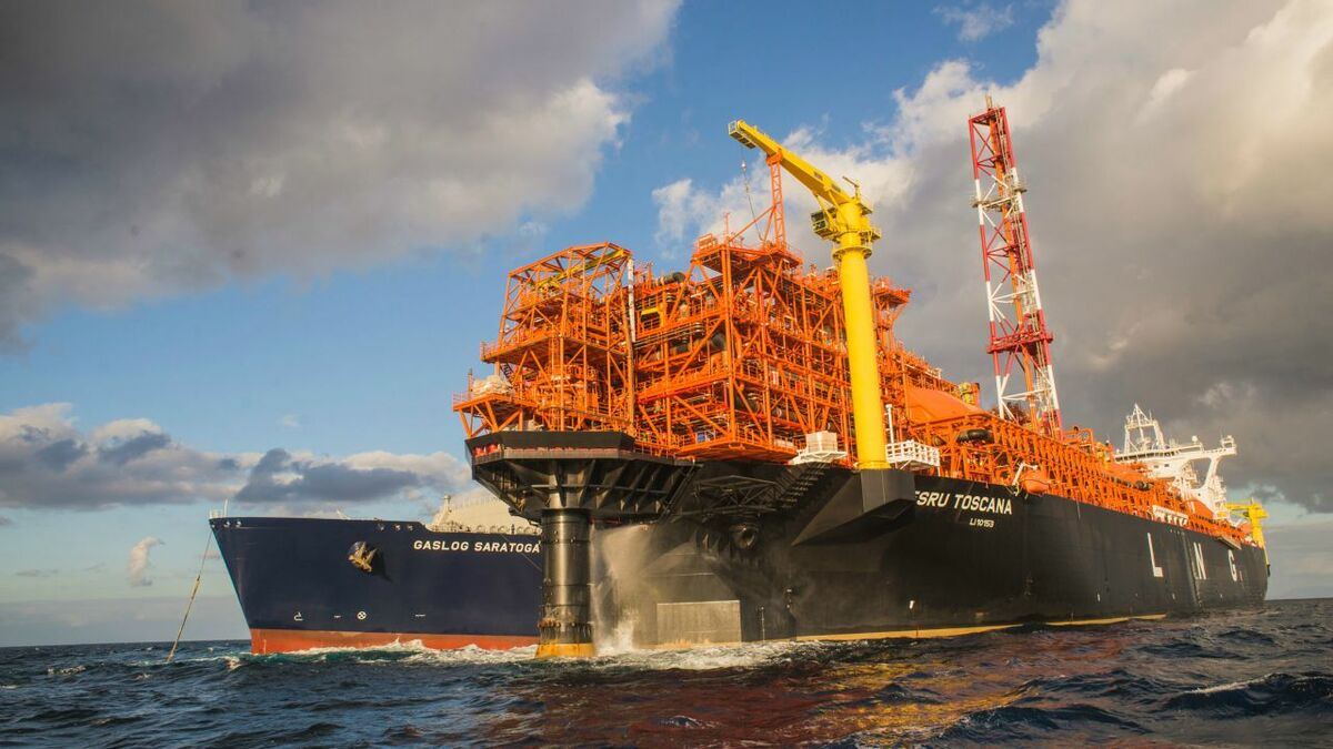 European capacity for gas expands