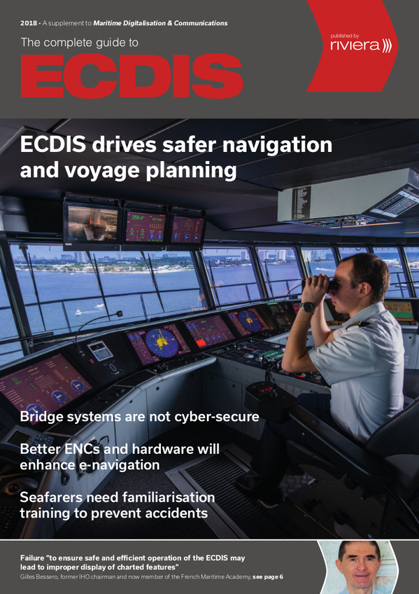 The Complete Guide to ECDIS 2018