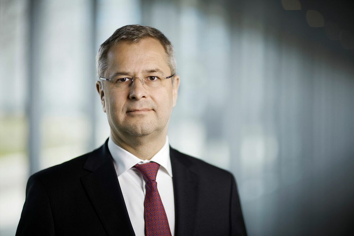Maersk CEO warns of trade war threat as company posts profit