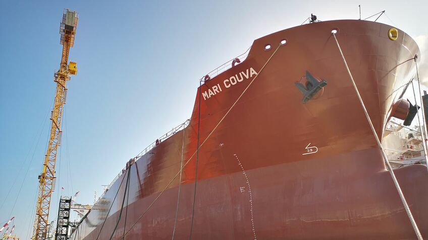 Methanol: ship fuel of the future