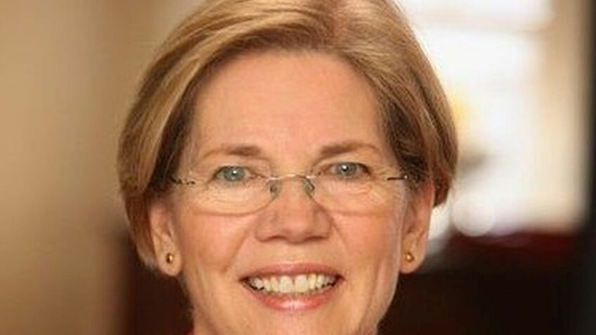 Senator Elizabeth Warren is an advocate of offshore wind