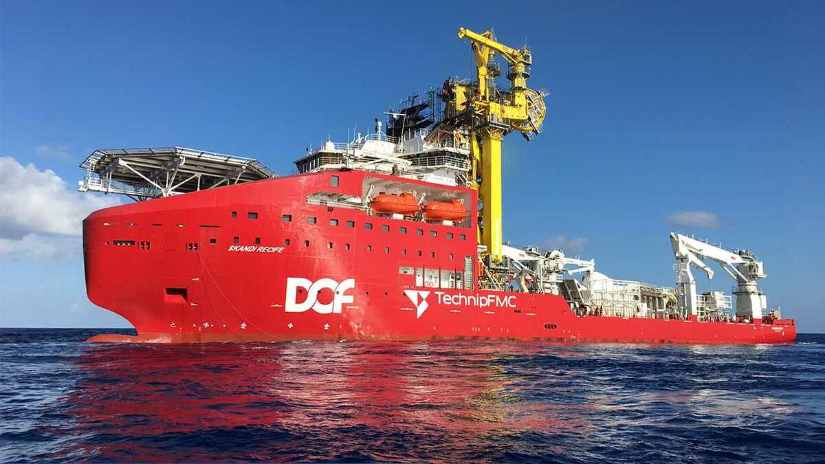 DOF Subsea and Frontera Offshore partnership targets Mexican subsea market