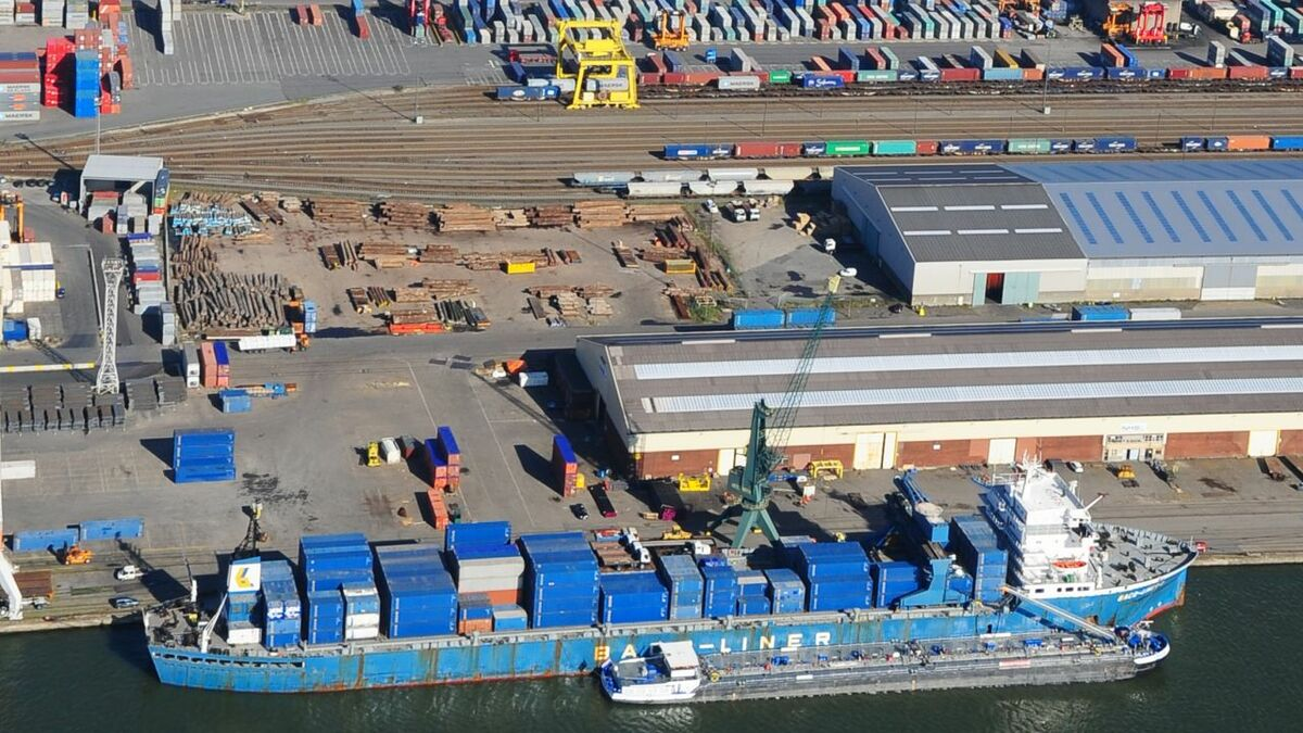 Brexit: shift from ferry to shortsea container shipping