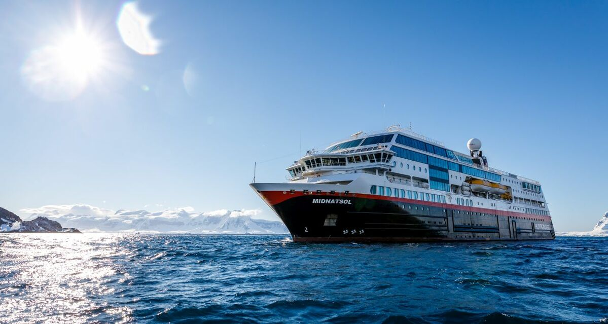 Hurtigruten is upgrading three ships into hybrid expedition ships (MAXIMILIAN SCHWARTZ/Hurtigruten)