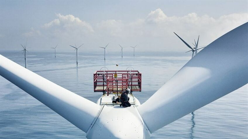 Growth in offshore windfarms is accelerating demand for copper