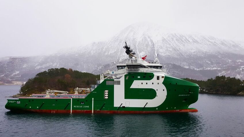 Horizon purchased Bourbon Arctic for US$41.5M; it had an original price tag of US$119M in 2014