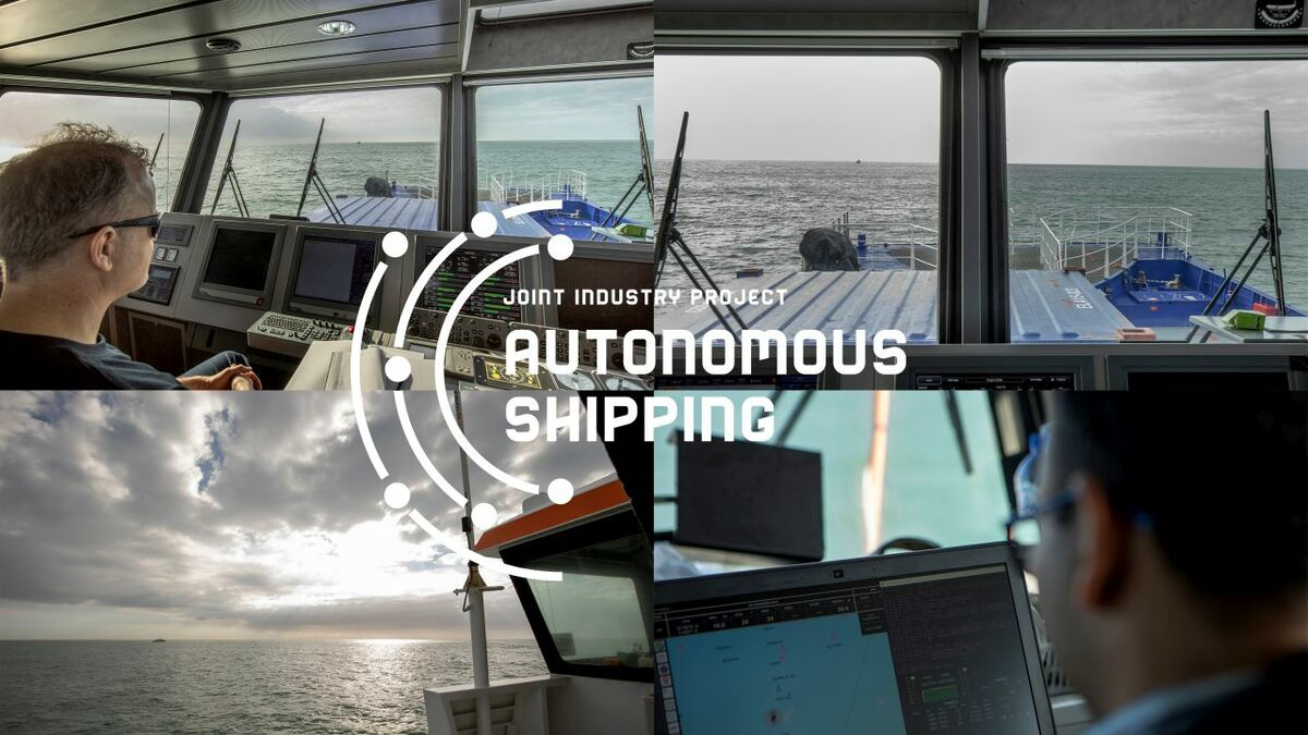Shortsea shippers bet on autonomous vessels
