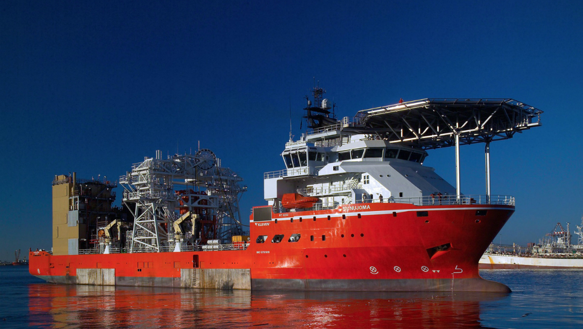 Pump contract advances diamond recovery vessel construction