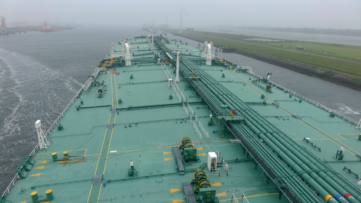 Tanker market mid-year report and 2020 forecast released