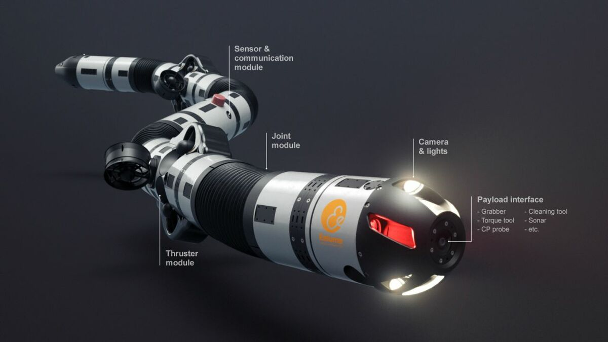 Resident robots drive paradigm shift in subsea operations