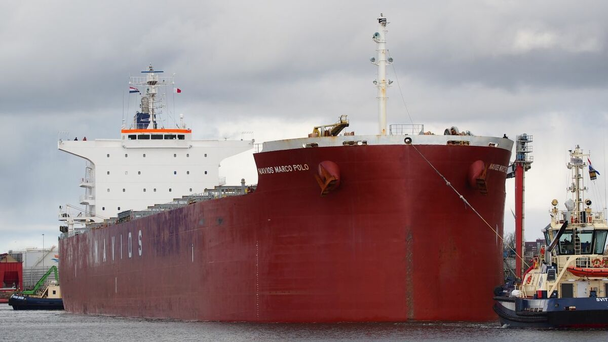 Navios tests IoT across 150-ship fleet