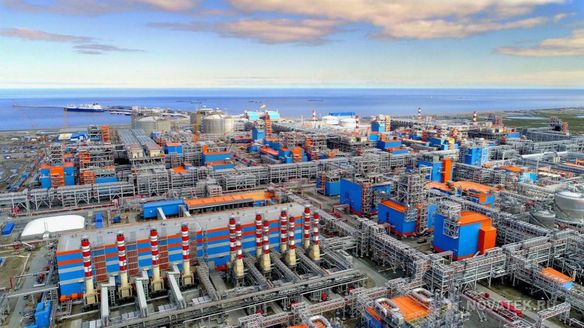 Novatek also controls a majority interest in Yamal LNG (image: Novatek)