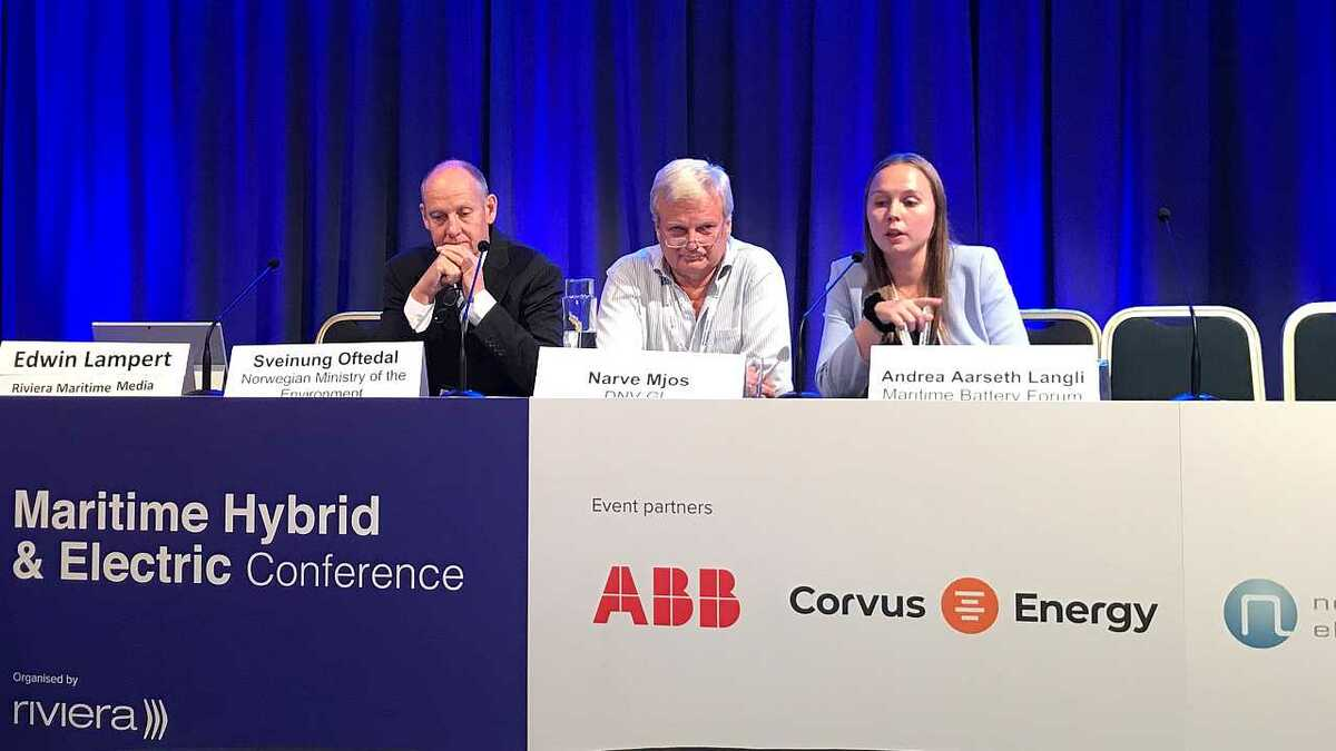 Maritime Hybrid & Electric Conference