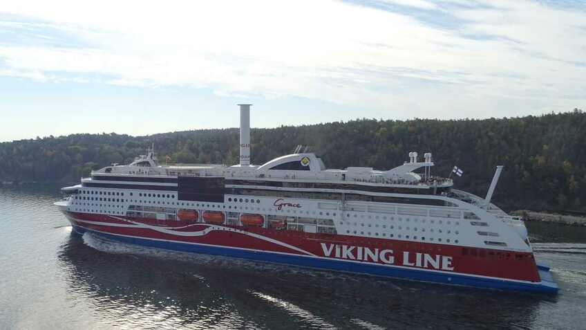 Viking invests in pumped-up passenger connectivity