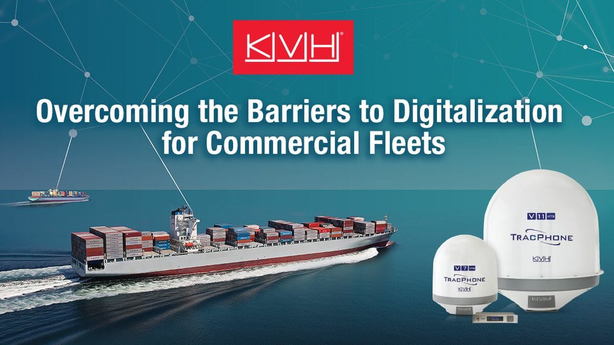 Overcoming the barriers to digitalisation for commercial fleets