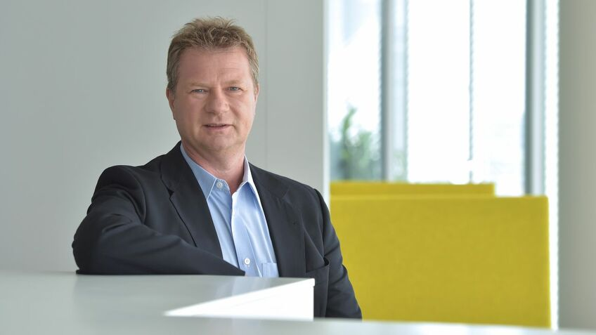 innogy COO Hans Bunting said the PPA was a 'win-win' deal